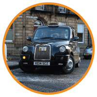 City Cabs Edinburgh Account